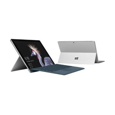 Microsoft Surface Pro 5 Notebook - Silver [12