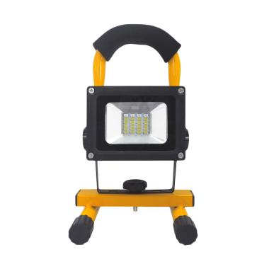 ICL Flood Light LED [10 Watt/Rechargeable]