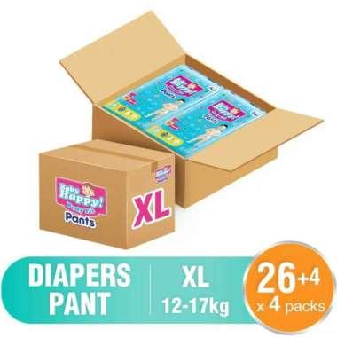 Baby Happy Diaper Pants XL 26+4 - Box isi 4 KARTON