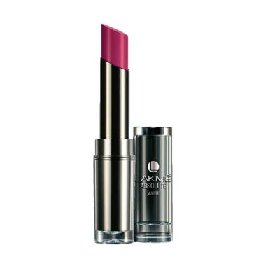 Lakme Absolute Sculpt Studio Hi Definition Matte Lipstick - Wild Berry