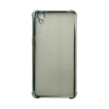 Case88 Anti Crack List Chrome Anti  ... po F1 Plus or R9 - Silver
