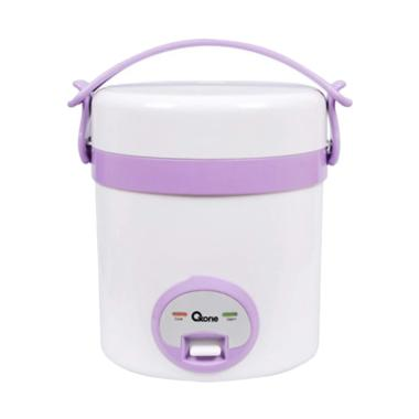 Oxone OX-182 Mini Cute Rice Cooker - Ungu [0.3 L]