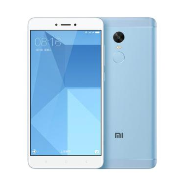 Xiaomi Redmi Note 4X Prime Smartphone Snadragon - Blue [64GB/4GB]