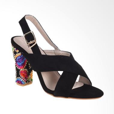 Papercut Shoes GZ 02 Xianggelula 28 ... els Sepatu Wanita - Black