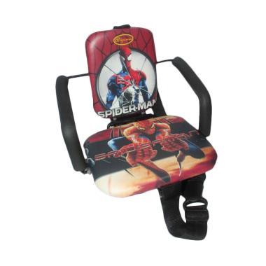 Alpina Spiderman Kursi Bonceng Anak for Motor Matic