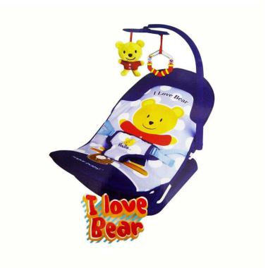 Sugar Baby Infant Seat I Love Bear Kursi Getar Bayi Infant Seat