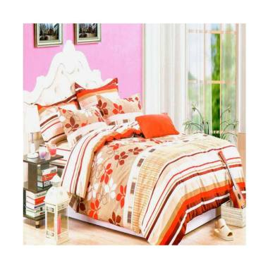 Rosewell A156 Microtex Set Sprei dan Bed Cover
