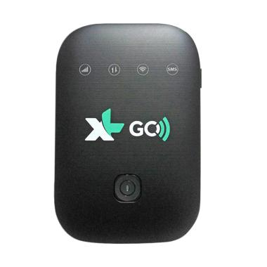 Movimax MV003 XL Go MiFi Modem - Hitam [Unlock All GSM]