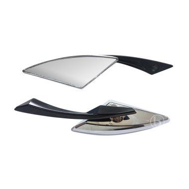 TAD Devil Style Kaca Spion Variasi for KLX 150 - Chrome