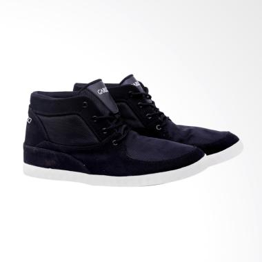 Garucci Sneakers Shoes - Black TMI 1125