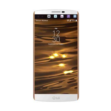 LG V10 Smartphone - White [64GB/4GB]