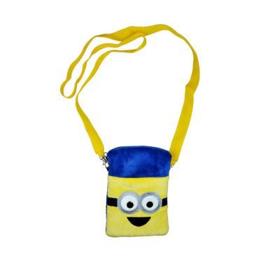 Minion Dave Sling Bag  Anak - Yellow
