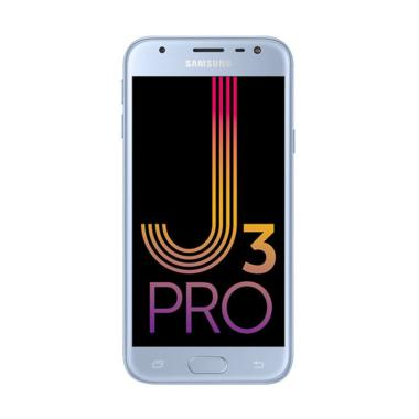 Samsung J3 Pro Smartphone - Silver Blue [16GB/2GB]