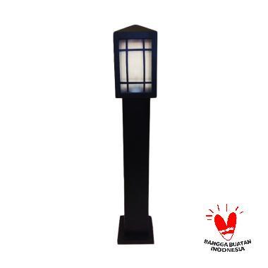 ATN LT 017 Lampu Taman Minimalis - Hitam
