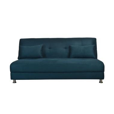 Olc Copenhagen Sofa Bed - Biru [Khusus Jabodetabek]