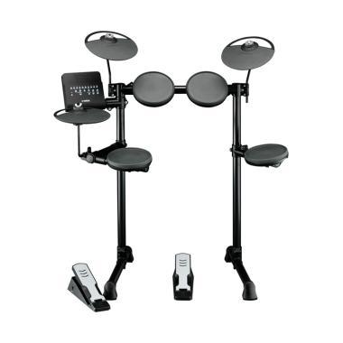 Yamaha DTX-400K Drum Elektrik - Hitam