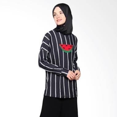 ICL Boutique Rain Watermelon Shirt Blouse Muslim