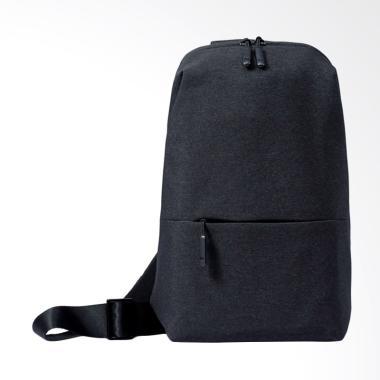 Xiaomi Orignal Multifunction Crossbody Bag Tas Selempang - Black
