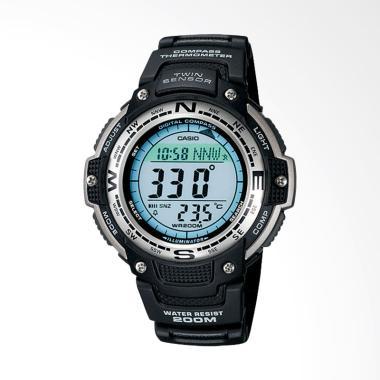 CASIO Jam Tangan Pria - Black SGW-100-1VDF