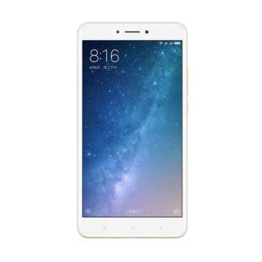 Xiaomi Mi Max 2 Smartphone - Gold [128 GB/4GB/Distributor]