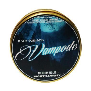 MURAH..!!! VAMPODE Night Fantasy Pomade Minyak Rambut Terbagus