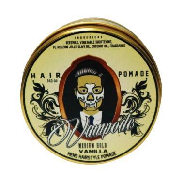 DISKON..!!! VAMPODE Vanilla Pomade Minyak Rambut Terbaik