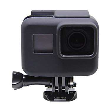 GoPro Soft Silicone Case Cover for GoPro Hero 5 - Black