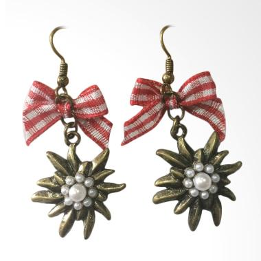 Mastindo Accessories Earring MA-268031 Anting Wanita - Gold