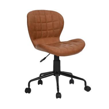 JYSK Freedom Office Chair - Brown [48 x 53 x 86 cm]