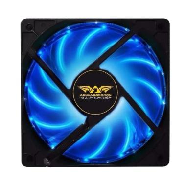 Armaggeddon Azzure Blade Fan Casing - LED Biru [12 cm]
