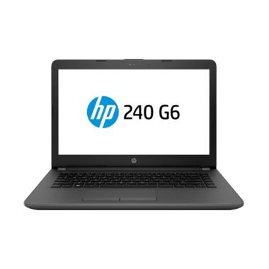 HP 240 G6 Laptop - Grey [Intel Core ... /DOS] FREE Asuransi Paket