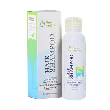 MURAH..!!! shampo penumbuh rambut, obat penebal rambut green angelica, shampo penyubur rambut best seller, sampo anti ketombe teruji BPOM Terbaik