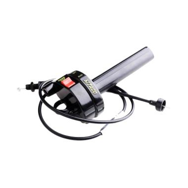 harga KTC Kitaco Aksesoris Motor Holder Gas Spontan Stop Engnine On-Off with Kabel Gas - Hitam [HGS9006] Blibli.com