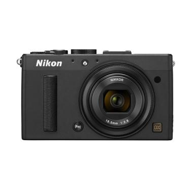 Nikon Coolpix A Kamera Pocket - Black