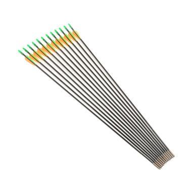 OEM Arrow Fiber Hawk Eye Anak Panah [7 mm/ Big Pack]