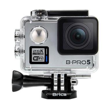 Brica B-PRO 5 Alpha Plus Version 2  ...  + 3 Way Monopod - Silver