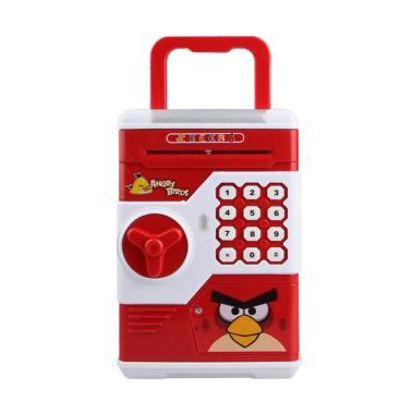Password Safe Electronic Locks Savi ... acter Angry Bird Celengan