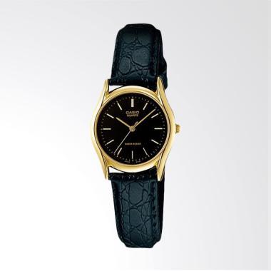 Casio LTP-1094Q-1ARDF Jam Tangan Wanita Black