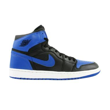 Nike Men Air Jordan 1 Royal Blue 20 ... s - Royal Blue 136066 041