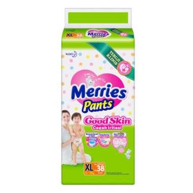 MERRIES PANTS GOOD SKIN XL38