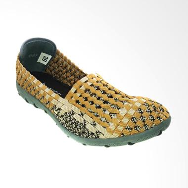 Bernice 687 Sepatu Rajut Wanita - Beige