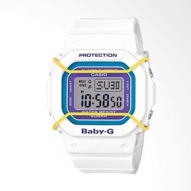 CASIO Baby-G BGD-501-7BDR Jam Tangan Wanita - White Blue