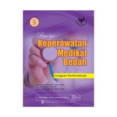EGC KMB Gangguan Kardiovaskular Edisi 5 Buku Ajar