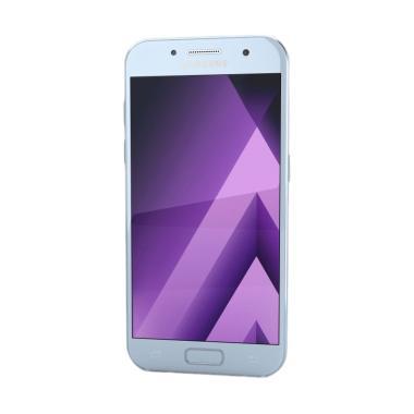 Samsung Galaxy A3 2017 Smartphone - Misty Blue [16GB/2GB]