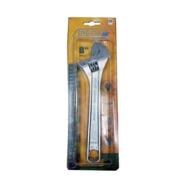 IREGA Adjust Wrench Kunci Inggris [8 Inch]