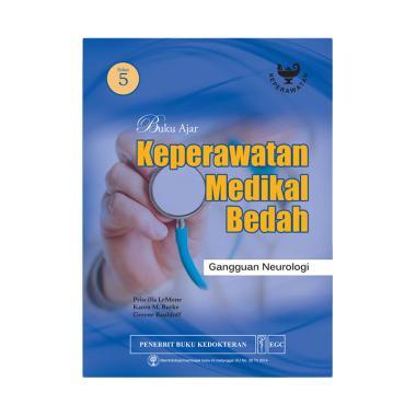 EGC Buku Ajar Keperawatan Medikal Bedah Gangguan Neurologi Edisi 5 by Priscilla Lemone dkk