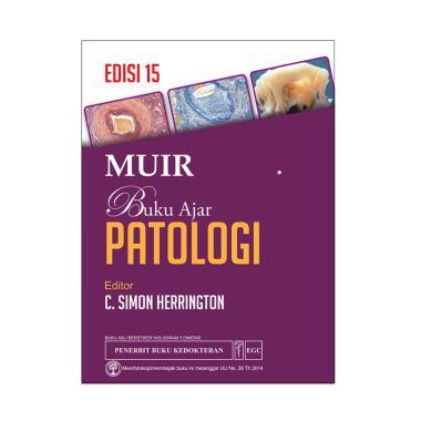EGC Buku Ajar Patologi Edisi 15 MUIR by C. Simon Herrington, MA Buku Referensi