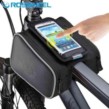 harga Tas Sepeda Waterproof dengan Case Smartphone Blibli.com