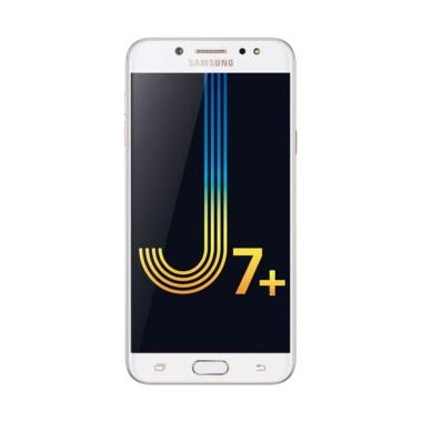 Samsung Galaxy J7 Plus Smartphone - Gold [32GB/4GB]