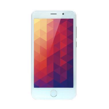 Maxtron V13 Smartphone - Silver [512 MB/4 GB/5 Inch]